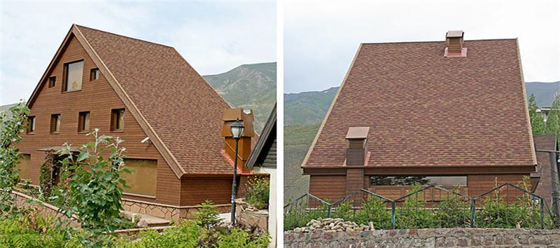 سقف های شیب دار