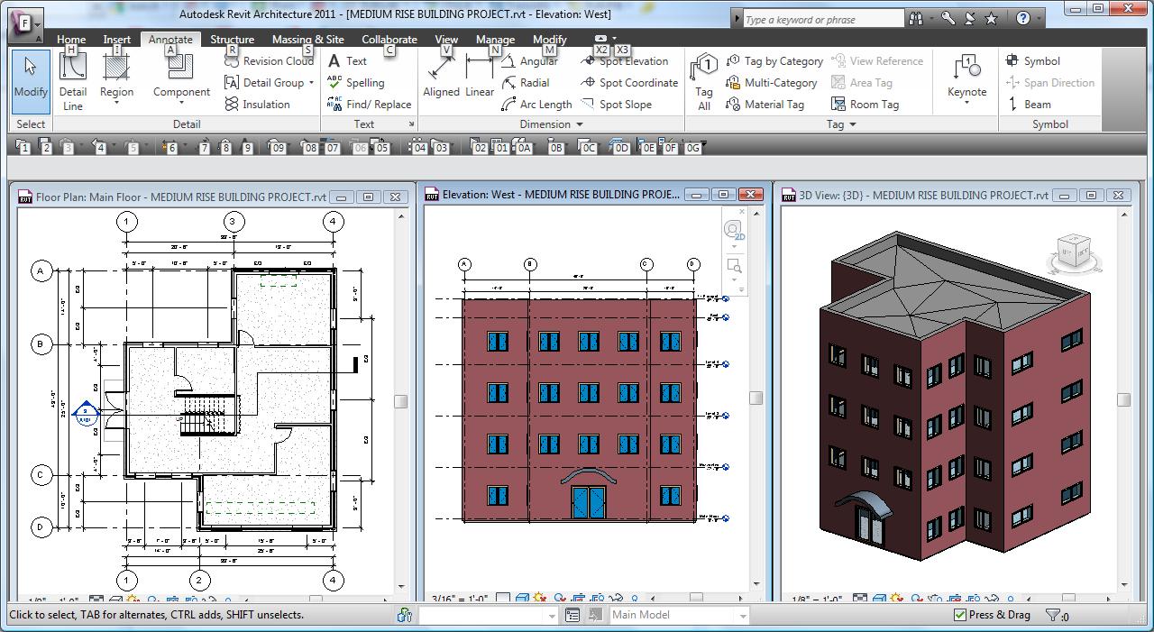 autocad-revit-architecture-2011-3