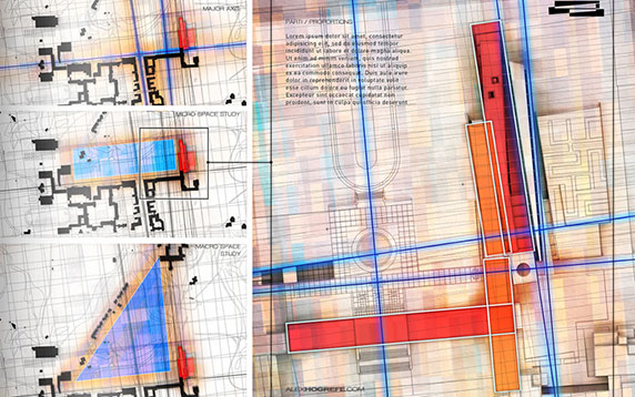 شیت بندی در معماری