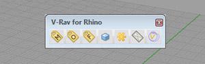 پلاگین وی ری برای راینو Vray for Rhino
