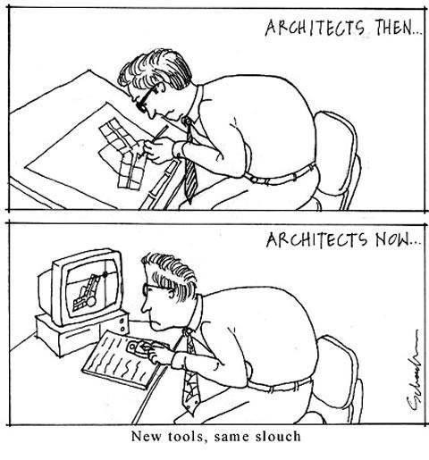 معماری بدون اتوکد autocad