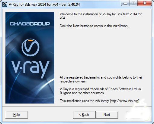 آموزش نصب vray بر روی 3D Max