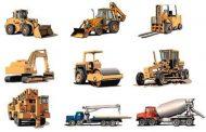 PDF ماشین آلات راهسازی،عملیات خاکی،آسفالت
