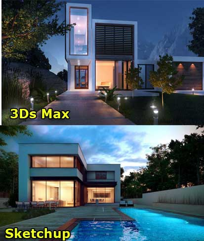 compare-sketchup-with-3d-max