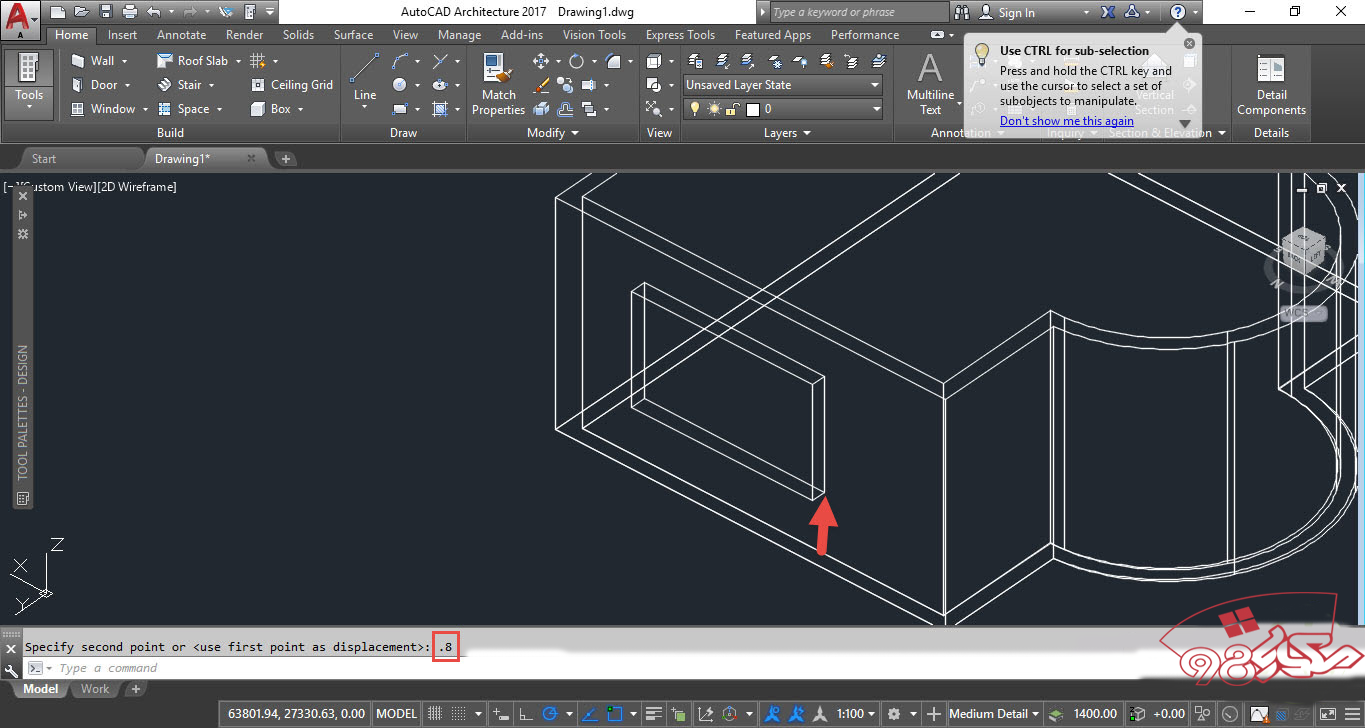 put-the-window-in-the-wall-in-autocad6