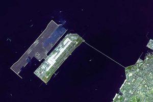 تحلیل و برنامه فیزیکی فرودگاه کانسای ژاپن