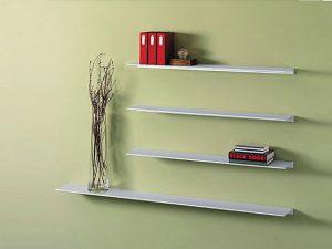 طرح های مدرنیستی برای ایجاد قفسه دیواری