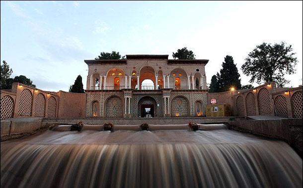 پاورپوینت معماری باغ شاهزاده ماهان کرمان