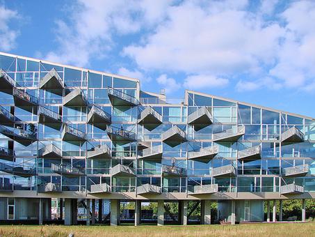 مجتمع مسکونی vm کپنهانگ دانمارک