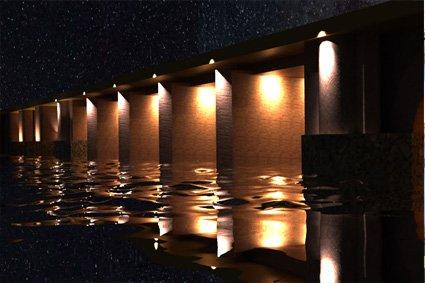 پاورپوینت تحلیل نور در معماری