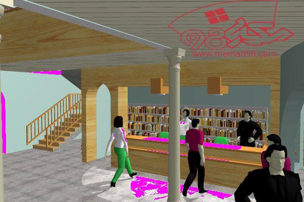 پروژه کامل کتابخانه