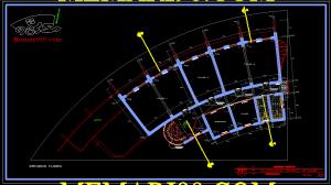 4 پروژه کامل رستوران ( نقشه اتوکدی - سه بعدی - psd )