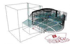 طراحی آوستیکی فضا