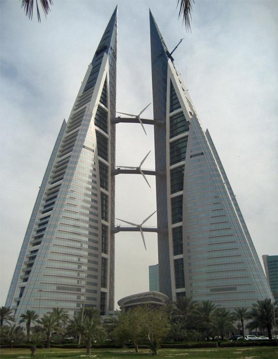پاورپوینت تاثیر باد در معماری