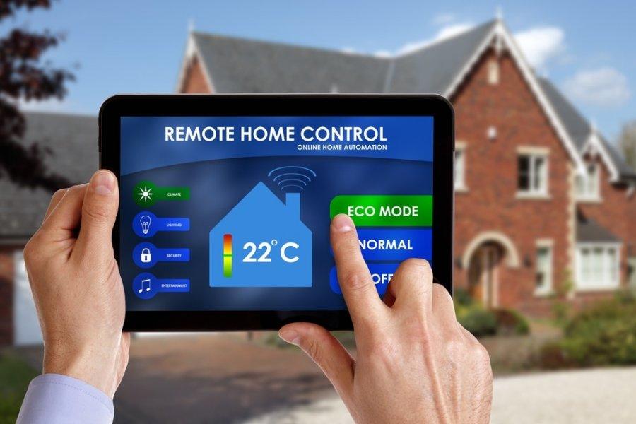 پاورپوینت بررسی خانه های هوشمند
