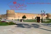 پاورپوینت معماری ارگ کریم خان زند