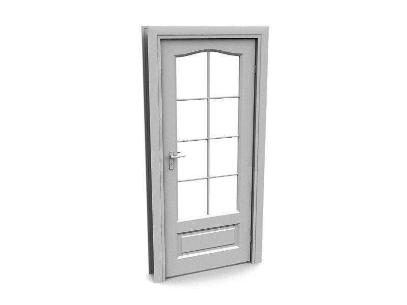 دانلود رایگان آبجکت در و پنجره 3d max