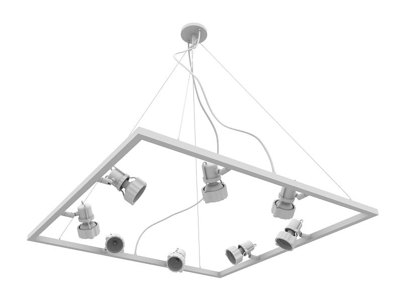 دانلود رایگان آبجکت وسایل روشنایی