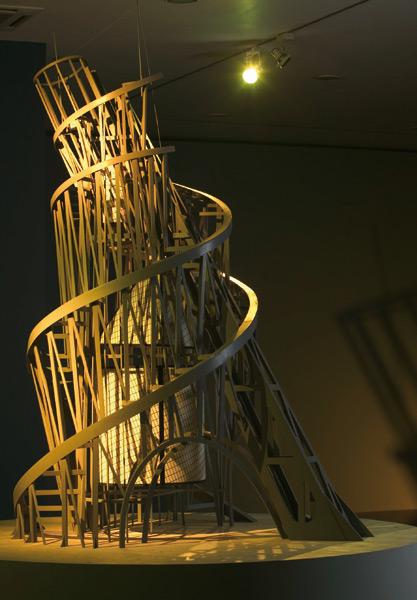 دانلود رایگان پاورپوینت تحلیل معماری كانستراكتيويسم (1)