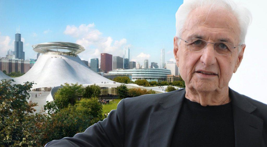 پاورپوینت بیوگرافی و آثار فرانک گهری Frank Gehry