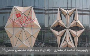پاورپوینت هندسه در معماری