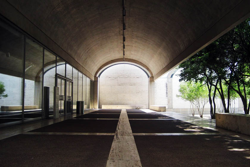 پاورپونیت تجزیه و تحلیل موزه هنر کیمبل اثر لویی کان