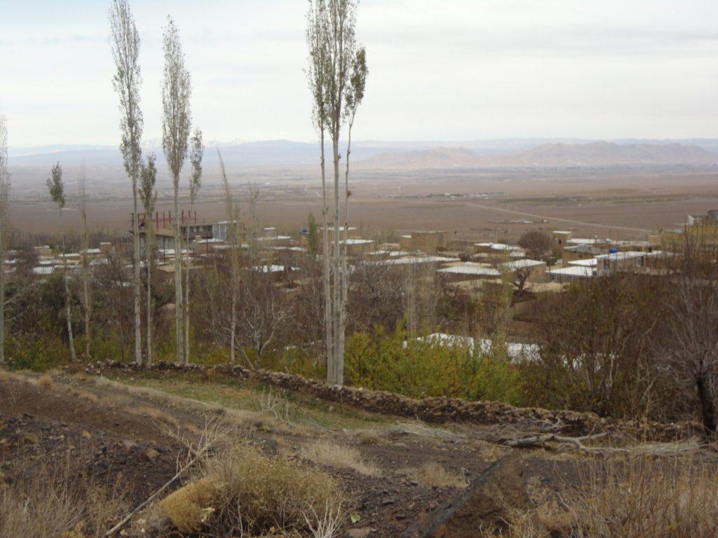 پاورپوینت تحلیل روستای ابرسج