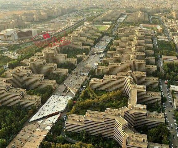 پاورپوینت کامل بررسی شهرک اکباتان تهران