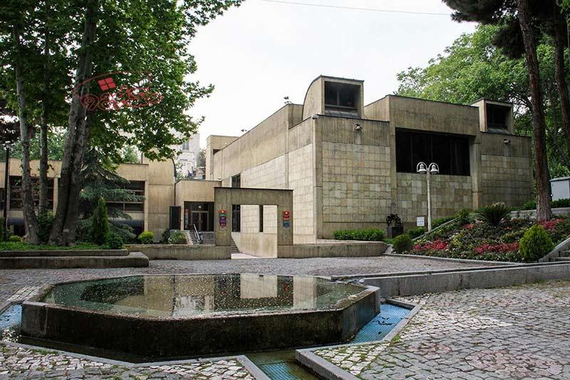 پاورپوینت معماری فرهنگسرای نیاوران