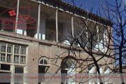 مرمت خانه سرهنگ آزموده سنندج ( پاورپوینت - عکس - word - نقشه ها )