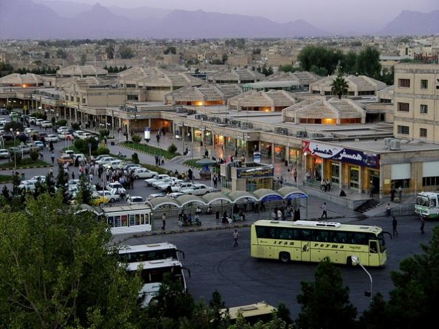 پاورپوینت تجزیه و تحلیل ترمینال کاوه اصفهان