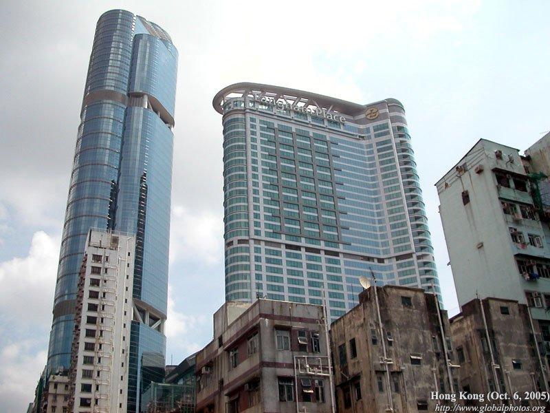 پاورپوینت تجزیه و تحلیل مجتمع تجاری لنگ هام هنگ کنگ