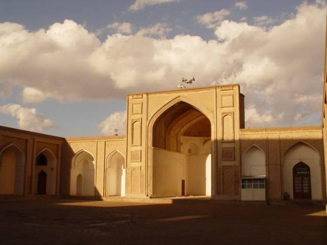 پاورپوینت مسجد جامع گناباد