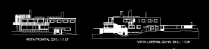 دانلود رایگان پلان ویلا مایرا اثر آلوار آلتو