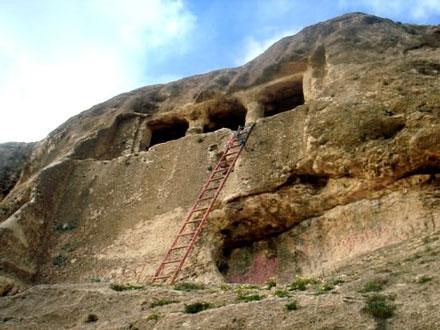 پاورپوینت تحلیل دخمه سنگی فخریگاه
