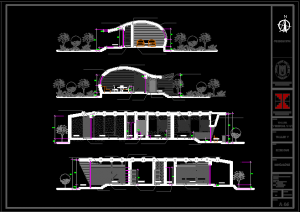 پلان خانه ییلاقی