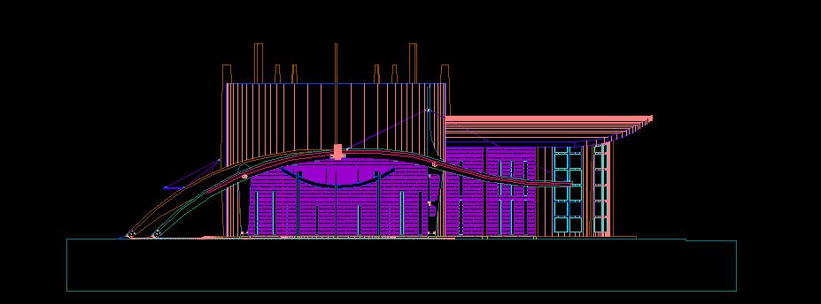 3 پلان ایستگاه اتوبوس با رندر + ضوابط طراحی ایستگاه اتوبوس