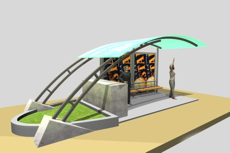 Plan for bus station (5)