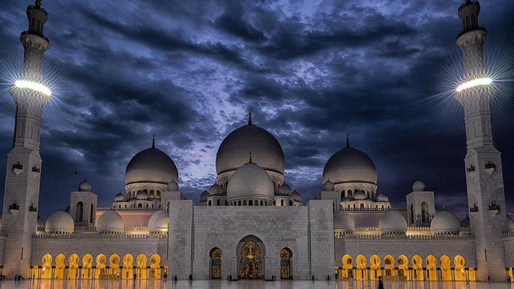 دانلود رایگان پاورپوینت تحلیل مسجد شیخ زائد امارات