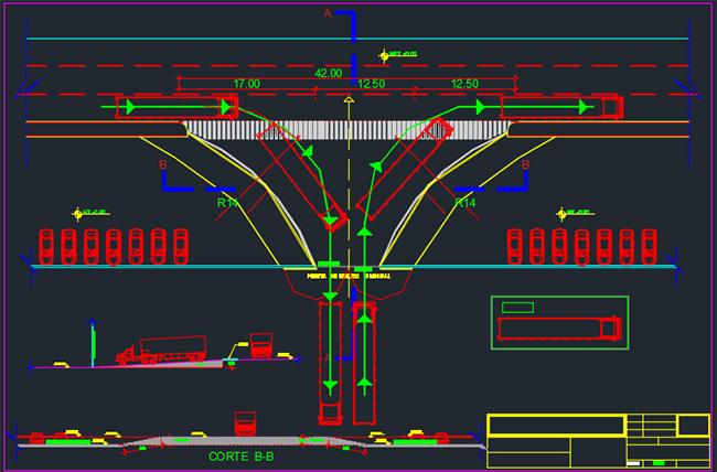 دانلود رایگان دیتیل اجرایی پارکینگ
