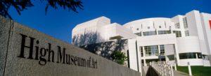دانلود رایگان پلان موزه هنر آتلانتا ریچارد میر