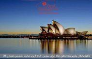 دانلود رایگان پاورپوینت تحلیل خانه اپرای سیدنی