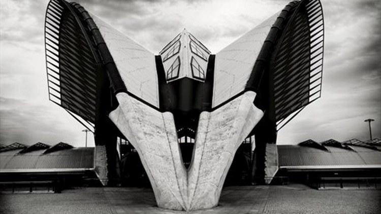 دانلود رایگان پاورپوینت تحلیل فرودگاه لیون فرانسه