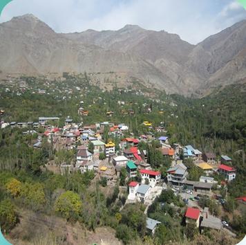 دانلود رایگان پاورپوینت تحلیل روستای امامه از توابع تهران