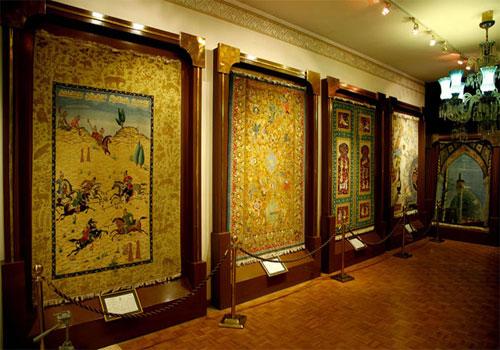 دانلود رایگان رساله موزه فرش