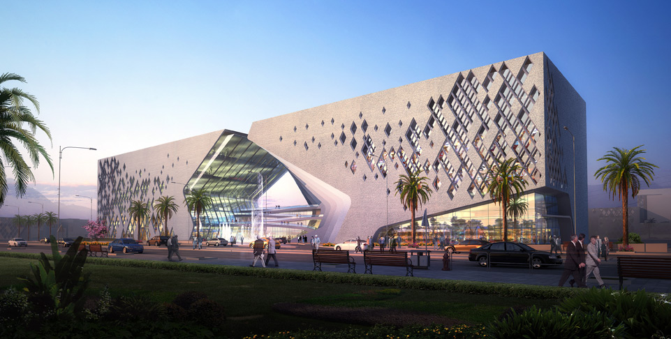 رساله معماری فرهنگسرا