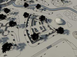 رساله طراحی پارک
