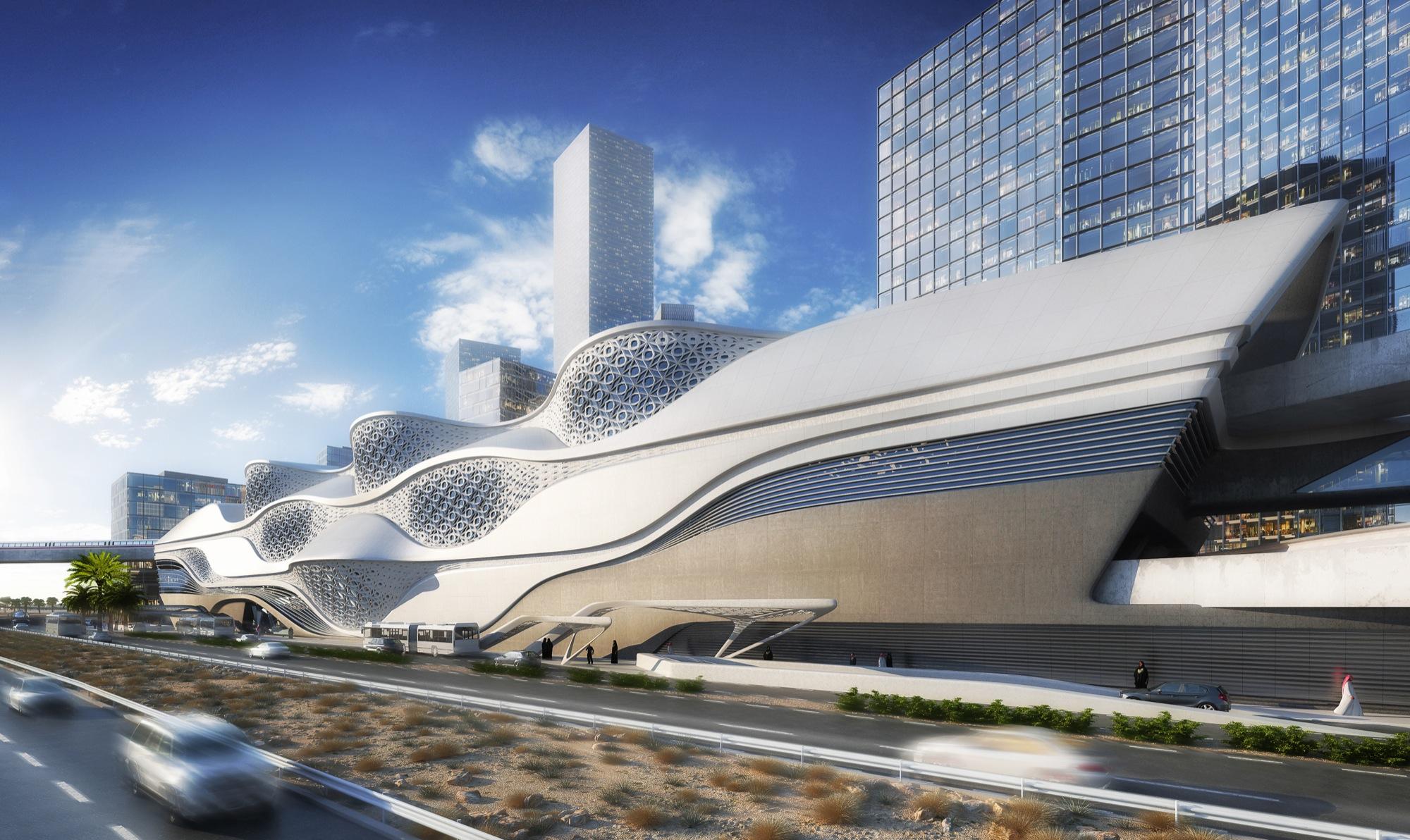 رساله معماری ایستگاه راه آهن