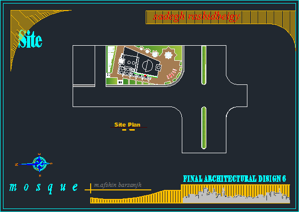 Complete mosque plan (1)
