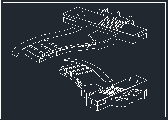 نقشه کامل ترمینال ( اتوکد - رندر - تری دی مکس )